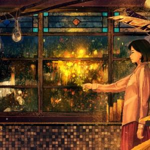 雨の花束9